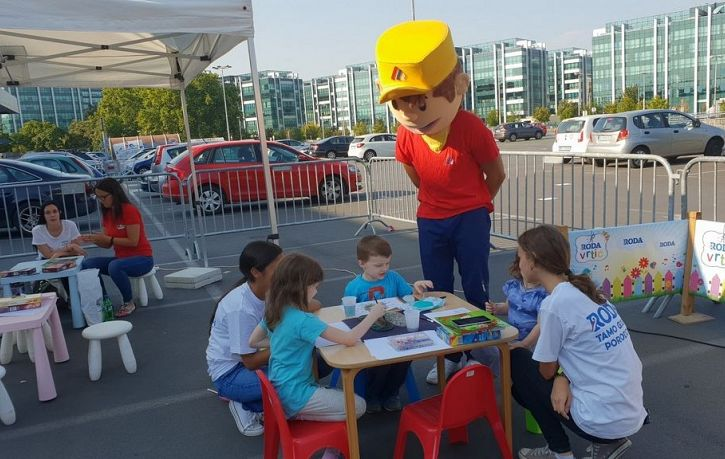 DRUŽENJE SA NAJMLAĐIM UČESNICIMA U SAOBRAĆAJU | Agencija za bezbednost saobraćaja