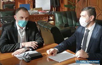 Посета директора Агенције граду Зрењанину | Agencija za bezbednost saobraćaja