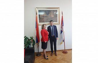 РЕПУБЛИКА СРБИЈА И РЕПУБЛИКА СЕВЕРНА МАКЕДОНИЈА У ЗАЈЕДНИЧКОЈ АКЦИЈИ   Agencija za bezbednost saobraćaja