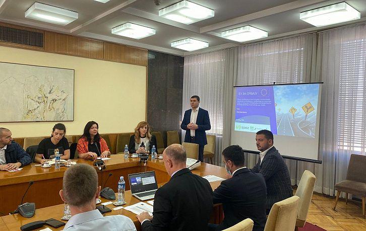 Унапређење безбедности путне инфраструктуре,  Београд и Крагујевац, 04.10. и 05.10.2021. године | Agencija za bezbednost saobraćaja