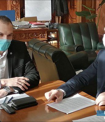 Посета директора Агенције граду Зрењанину