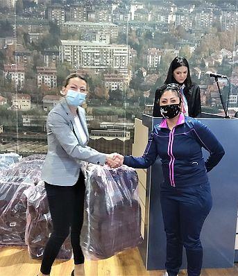 Агенције за безбедност саобраћаја и локални Савет за безбедност саобраћаја општине Раковица поделили аутоседишта