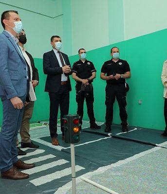 Агенција за безбедност саобраћаја у посети Ужицу