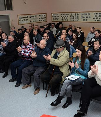 LECTURE FOR TRACTOR DRIVERS ORGANIZED IN RAKOVICA